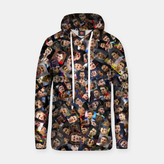Thumbnail image of The best football players in the world Hoodie, Live Heroes
