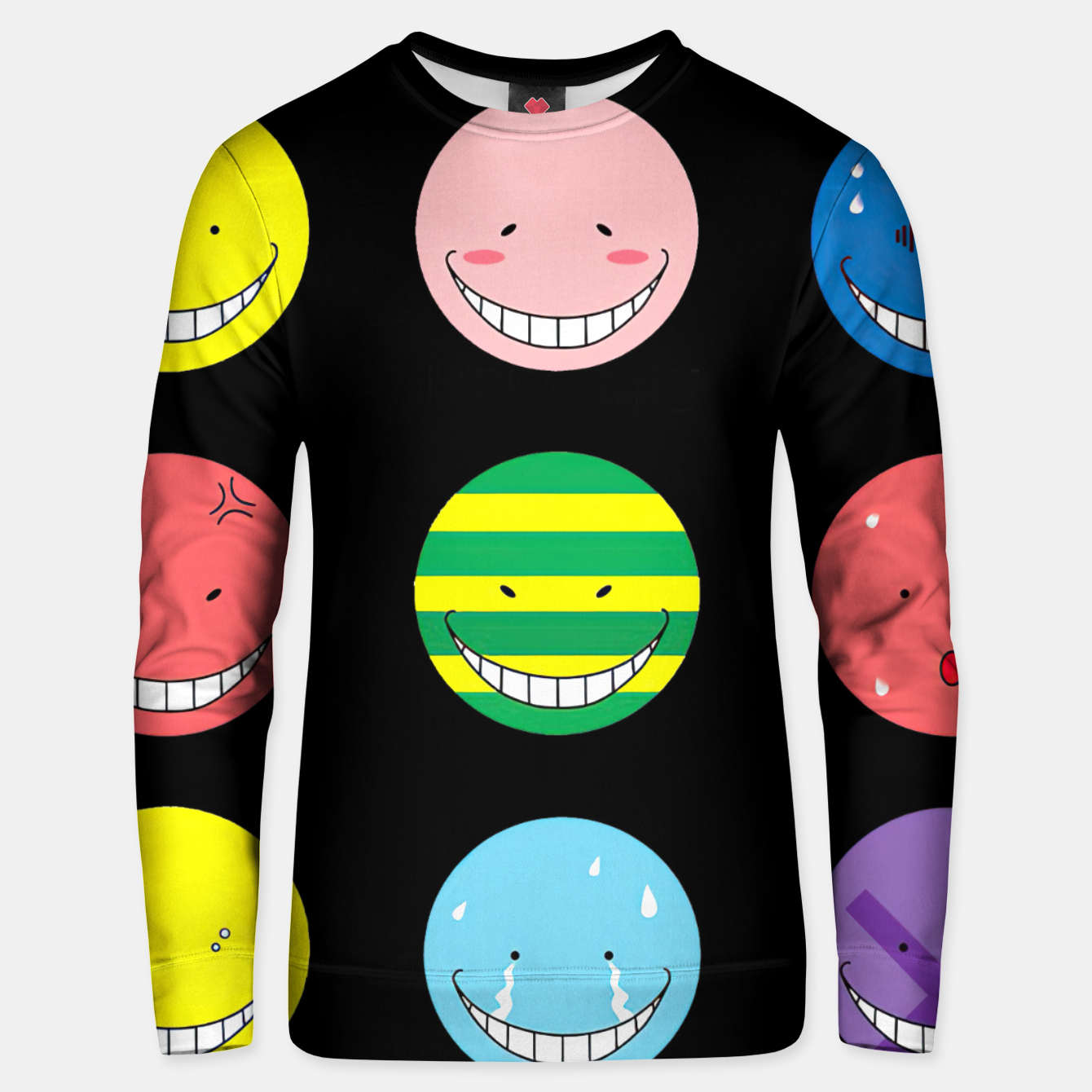 Image of assassination classroom  Unisex sweater - Live Heroes