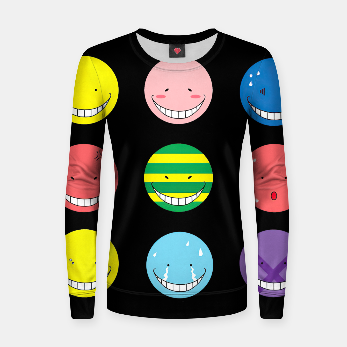 Image of assassination classroom  Women sweater - Live Heroes