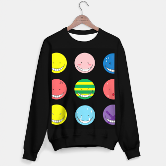 Miniaturka assassination classroom  Sweater regular, Live Heroes