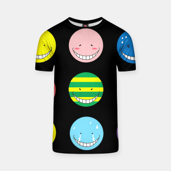Thumbnail image of assassination classroom  T-shirt, Live Heroes