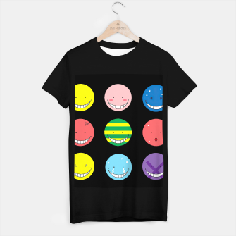 Thumbnail image of assassination classroom  T-shirt regular, Live Heroes
