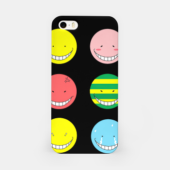 Thumbnail image of assassination classroom  iPhone Case, Live Heroes