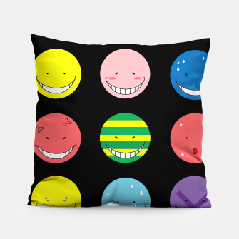 Miniaturka assassination classroom  Pillow, Live Heroes