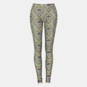 Thumbnail image of Victorian Elegant Style  Leggings, Live Heroes