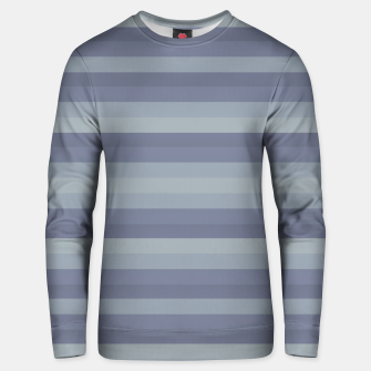 Linear Cold Print Design Unisex sweater thumbnail image