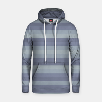 Linear Cold Print Design Hoodie thumbnail image
