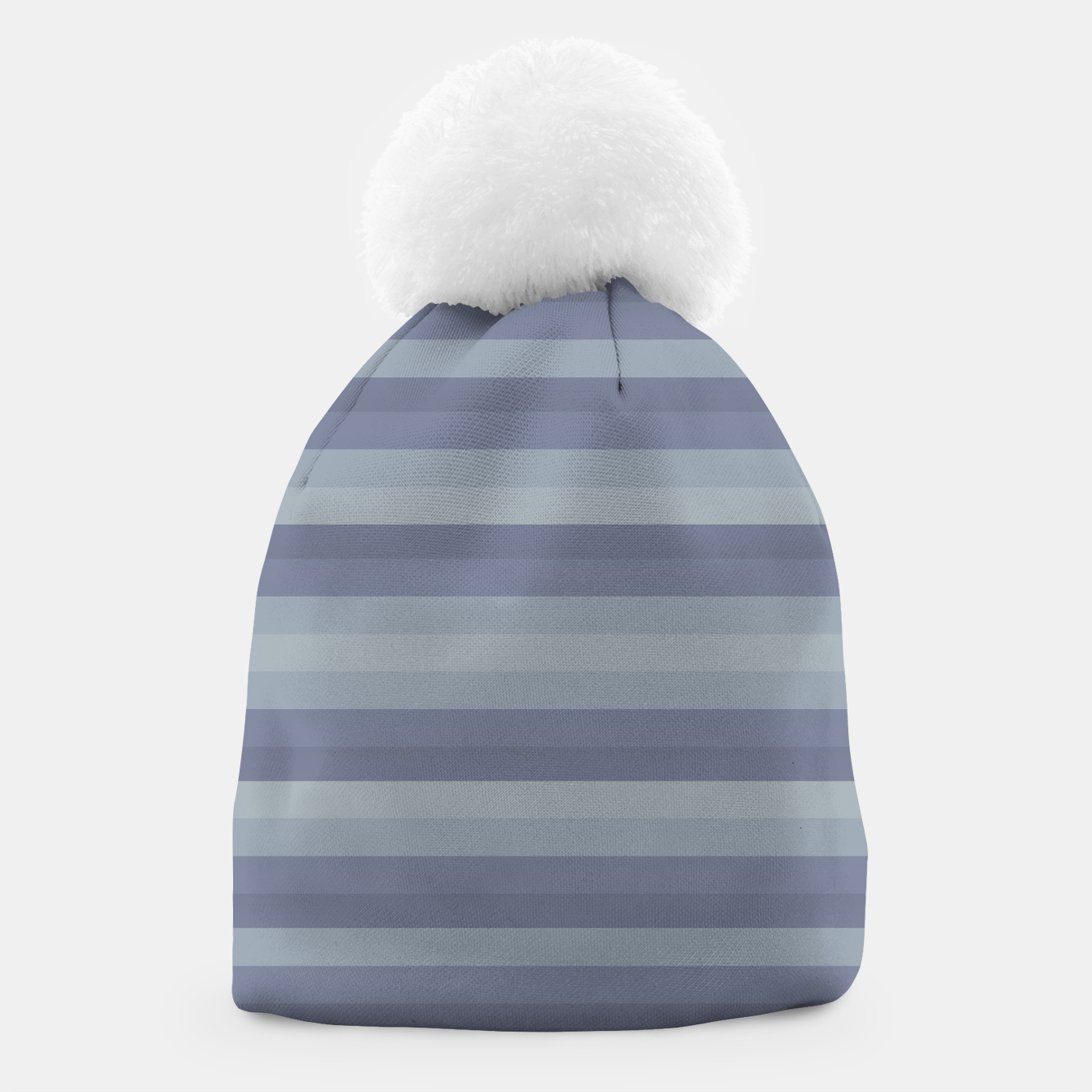 Image of Linear Cold Print Design Beanie - Live Heroes