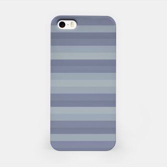 Linear Cold Print Design iPhone Case thumbnail image