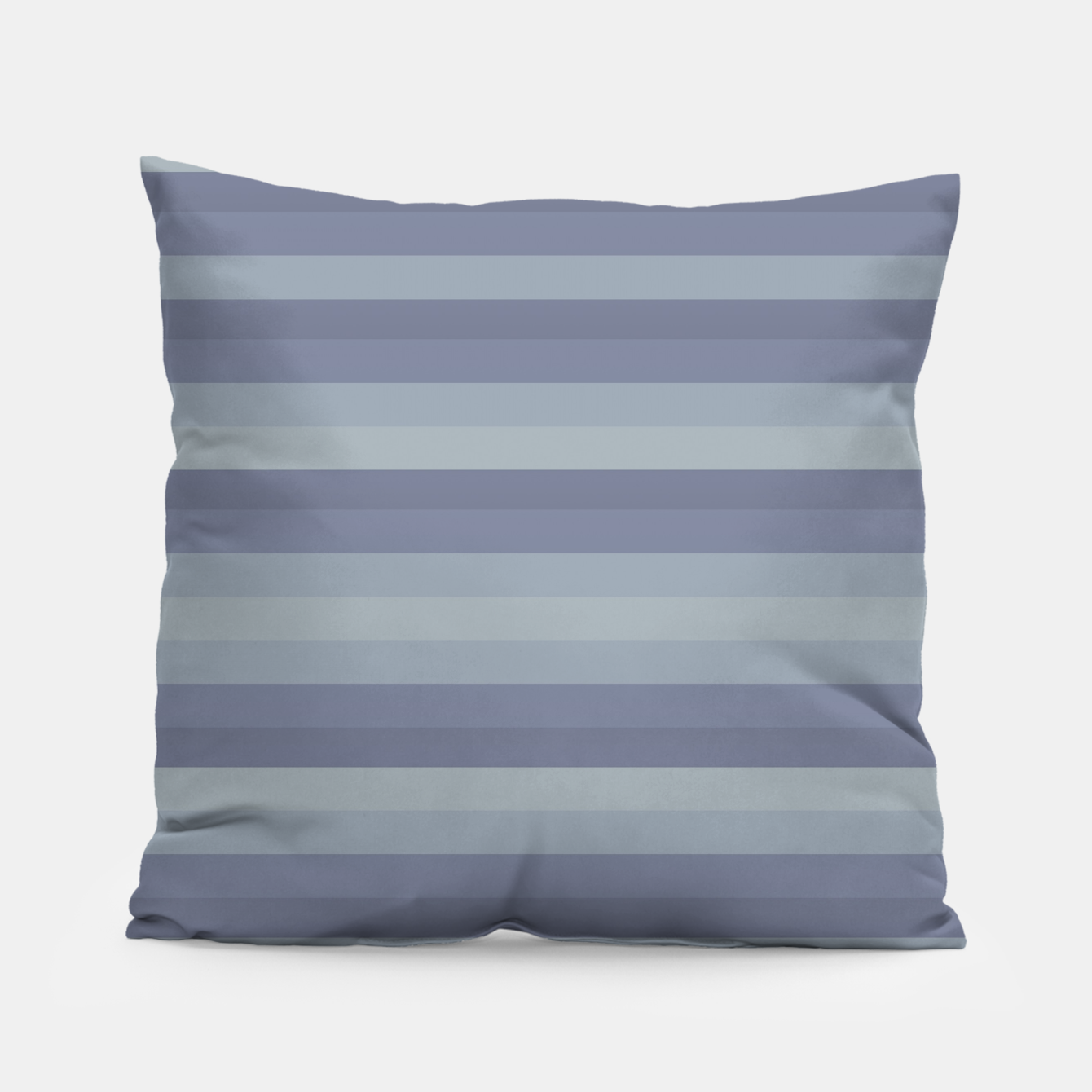Image of Linear Cold Print Design Pillow - Live Heroes