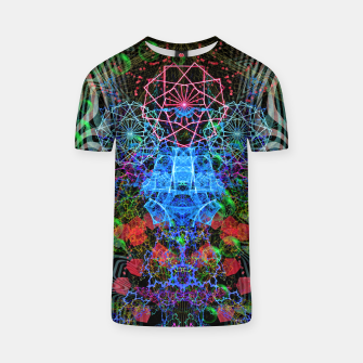 Thumbnail image of Mental Clarity T-shirt, Live Heroes