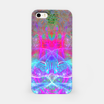 Thumbnail image of The Ice Queen's Thawing (Spring Visionary Fantasy Art) iPhone Case, Live Heroes