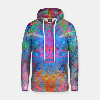 Miniaturka Ether Soul (Abstract, Psychedelic, Visionary, Fantasy Art) Hoodie, Live Heroes