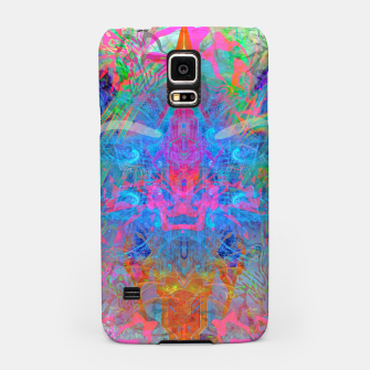 Miniaturka Ether Soul (Abstract, Psychedelic, Visionary, Fantasy Art) Samsung Case, Live Heroes