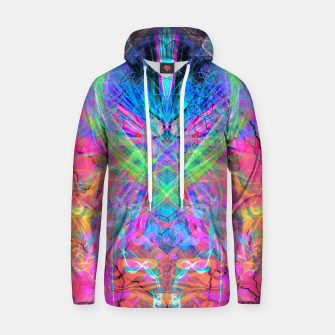Thumbnail image of Mind Streak (Visionary, Psychedelic, Trippy, Colorful, Symmetrical Hoodie, Live Heroes