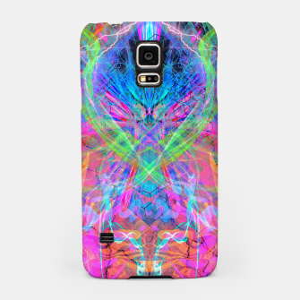 Thumbnail image of Mind Streak (Visionary, Psychedelic, Trippy, Colorful, Symmetrical Samsung Case, Live Heroes