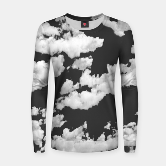 Cumulus Abstract Design Women sweater thumbnail image