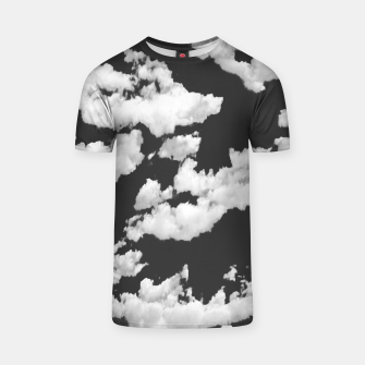 Cumulus Abstract Design T-shirt thumbnail image