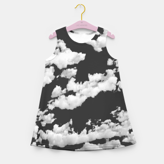 Thumbnail image of Cumulus Abstract Design Girl's summer dress, Live Heroes