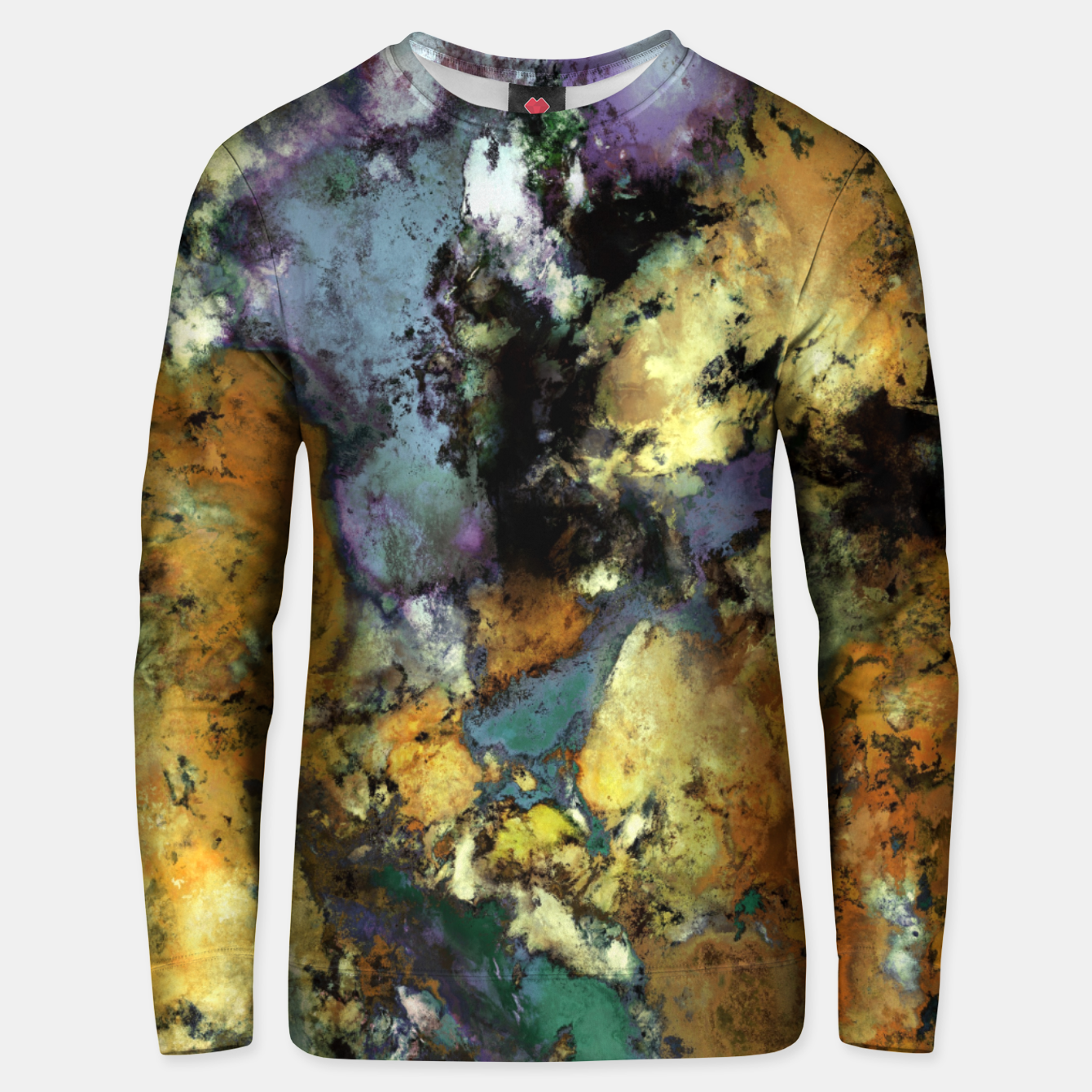 Image of Carve Unisex sweater - Live Heroes