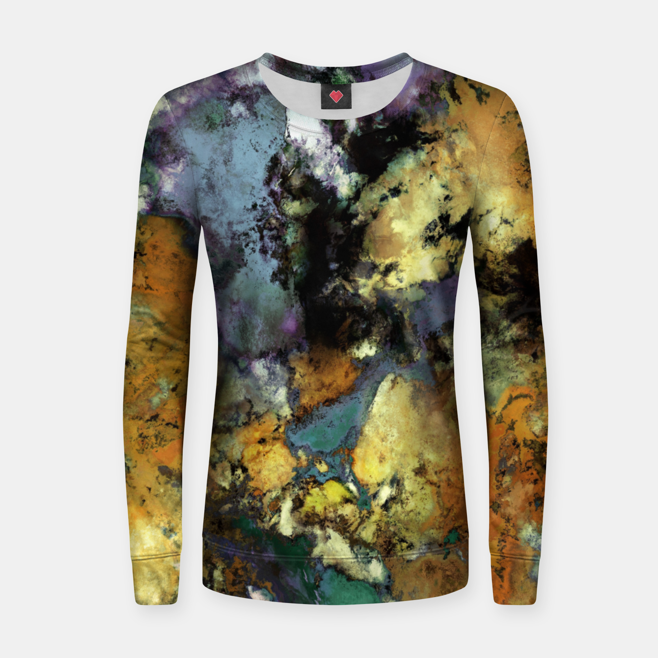 Image of Carve Women sweater - Live Heroes
