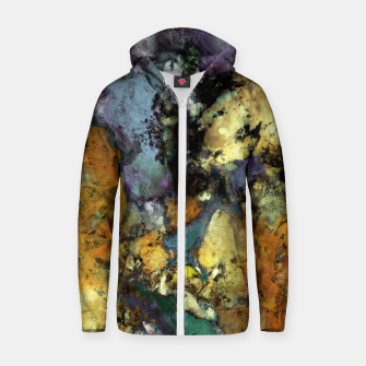 Carve Zip up hoodie thumbnail image