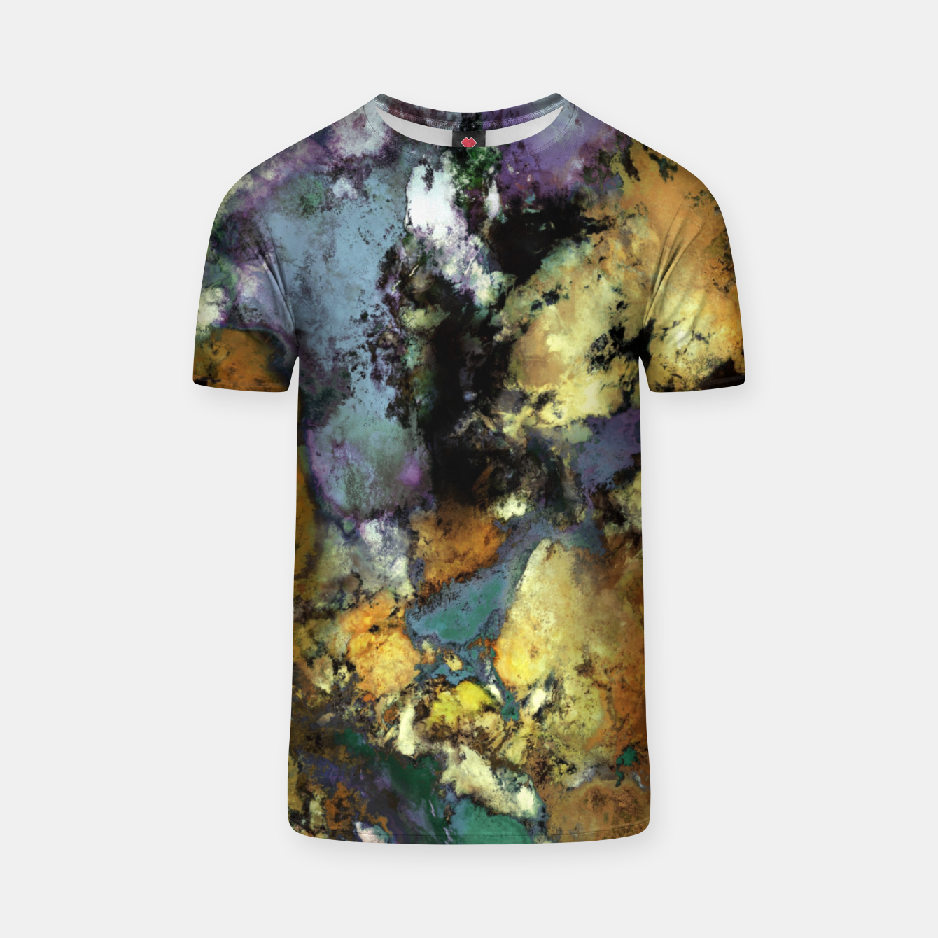 Image of Carve T-shirt - Live Heroes