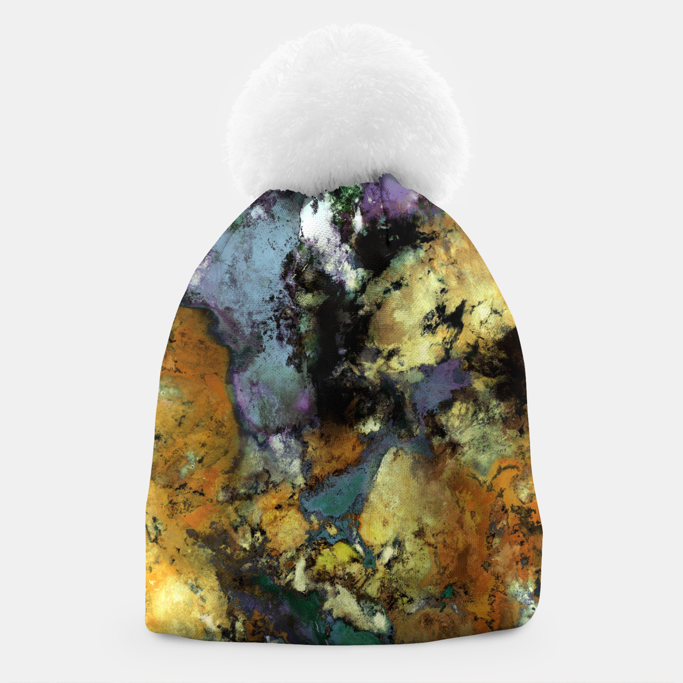 Image of Carve Beanie - Live Heroes
