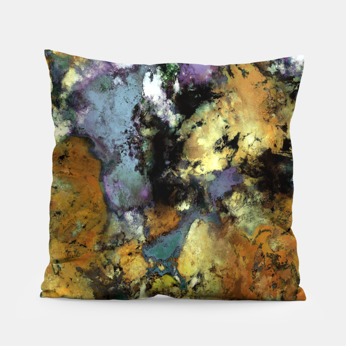 Image of Carve Pillow - Live Heroes