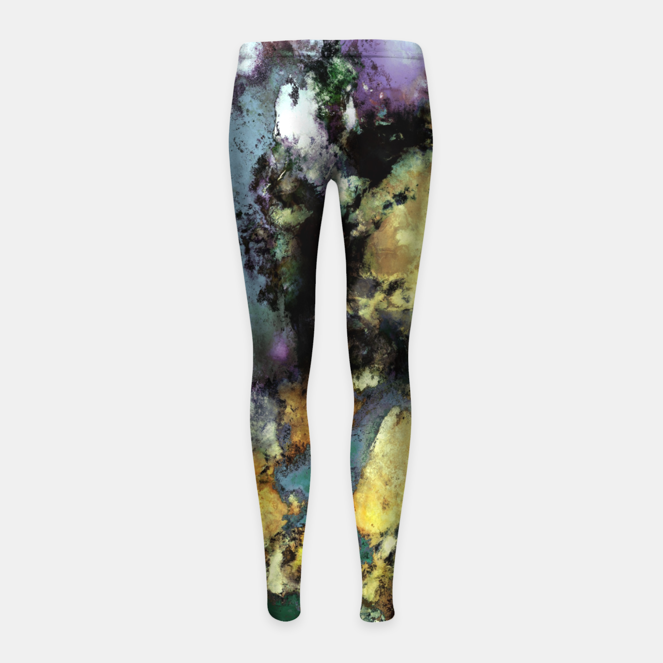 Image of Carve Girl's leggings - Live Heroes