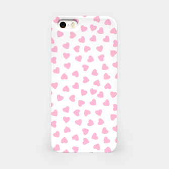 Miniaturka Valentine abstract pattern seamless Obudowa iPhone, Live Heroes