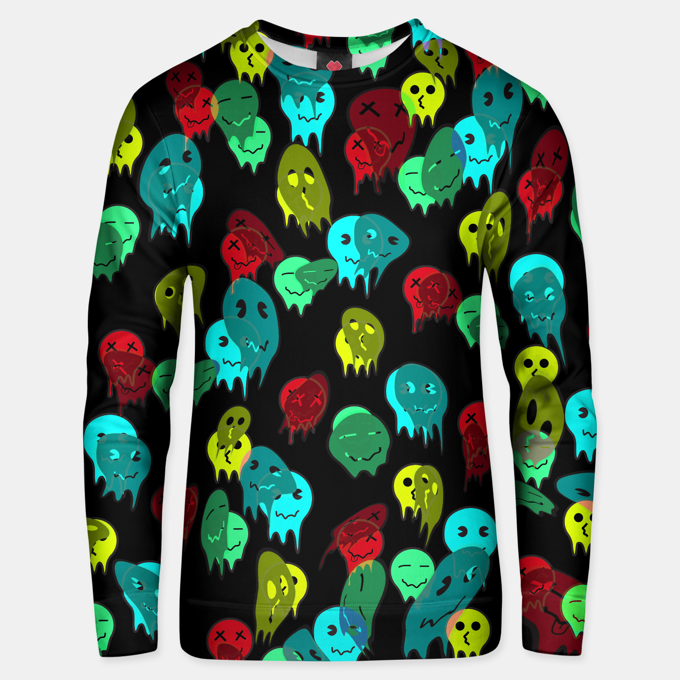 Image of Ghost spirit sweater - Live Heroes