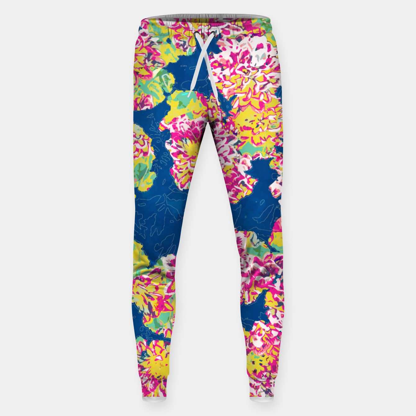 Image of The soul becomes dyed with the color of its thoughts Sweatpants - Live Heroes