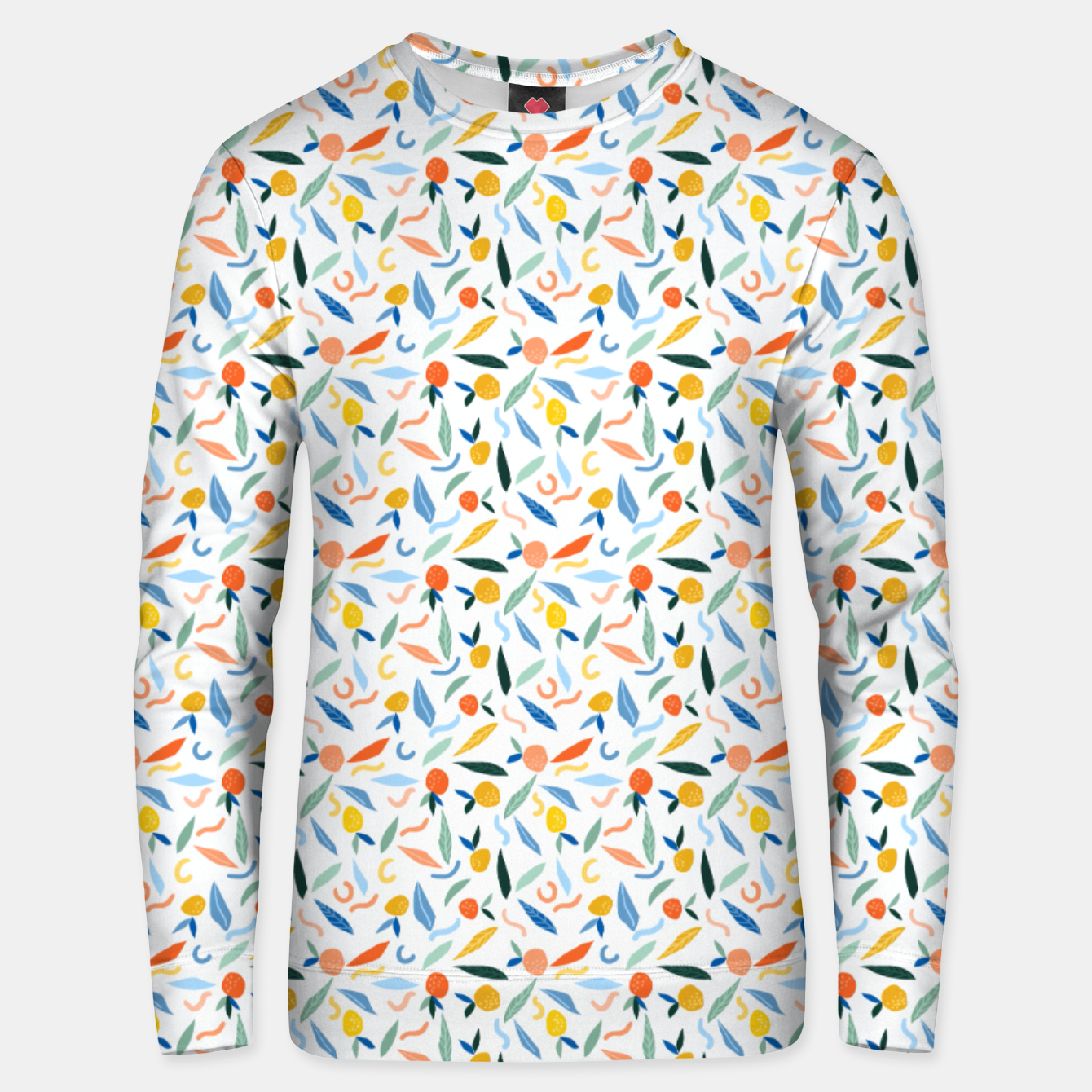 Image of The object of art is to give life a shape. Unisex sweater - Live Heroes