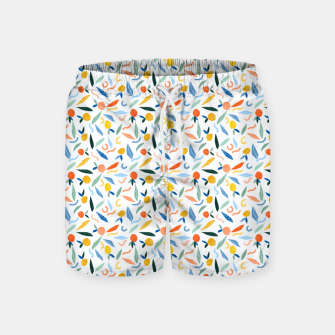 The object of art is to give life a shape. Swim Shorts thumbnail image