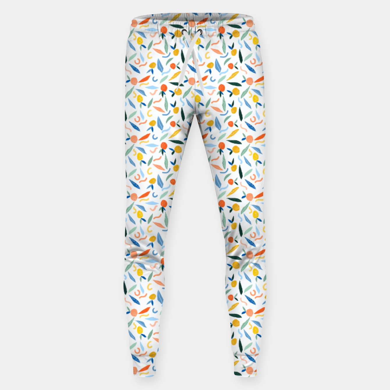 Image of The object of art is to give life a shape. Sweatpants - Live Heroes