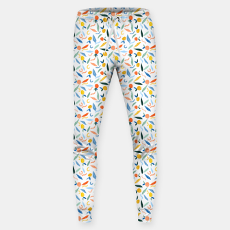 The object of art is to give life a shape. Sweatpants thumbnail image