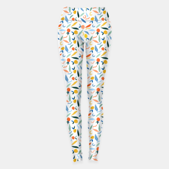 The object of art is to give life a shape. Leggings thumbnail image