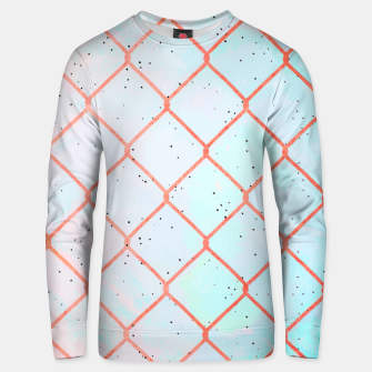 Cages aren't made of iron, they're made of thoughts  Unisex sweater thumbnail image