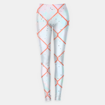 Cages aren't made of iron, they're made of thoughts  Leggings thumbnail image
