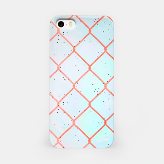 Cages aren't made of iron, they're made of thoughts  iPhone Case thumbnail image