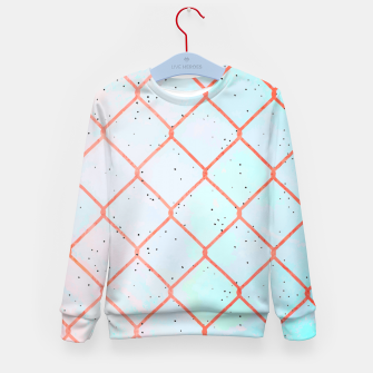 Cages aren't made of iron, they're made of thoughts  Kid's sweater thumbnail image