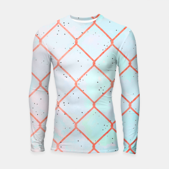Cages aren't made of iron, they're made of thoughts  Longsleeve rashguard  thumbnail image