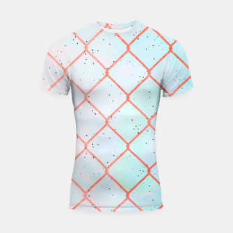 Cages aren't made of iron, they're made of thoughts  Shortsleeve rashguard thumbnail image