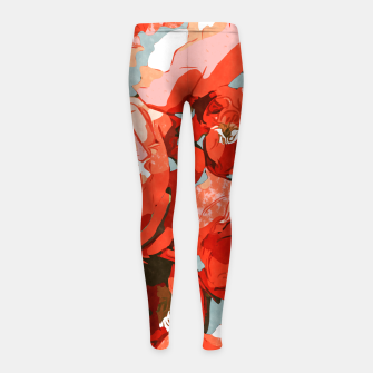 You may have the universe if I may have the Italian spring Girl's leggings thumbnail image