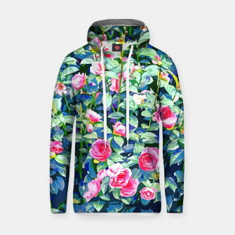 Thumbnail image of You rose alone through winter's coldest storm but look how full you've grown Hoodie, Live Heroes