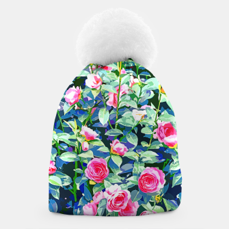 Thumbnail image of You rose alone through winter's coldest storm but look how full you've grown Beanie, Live Heroes