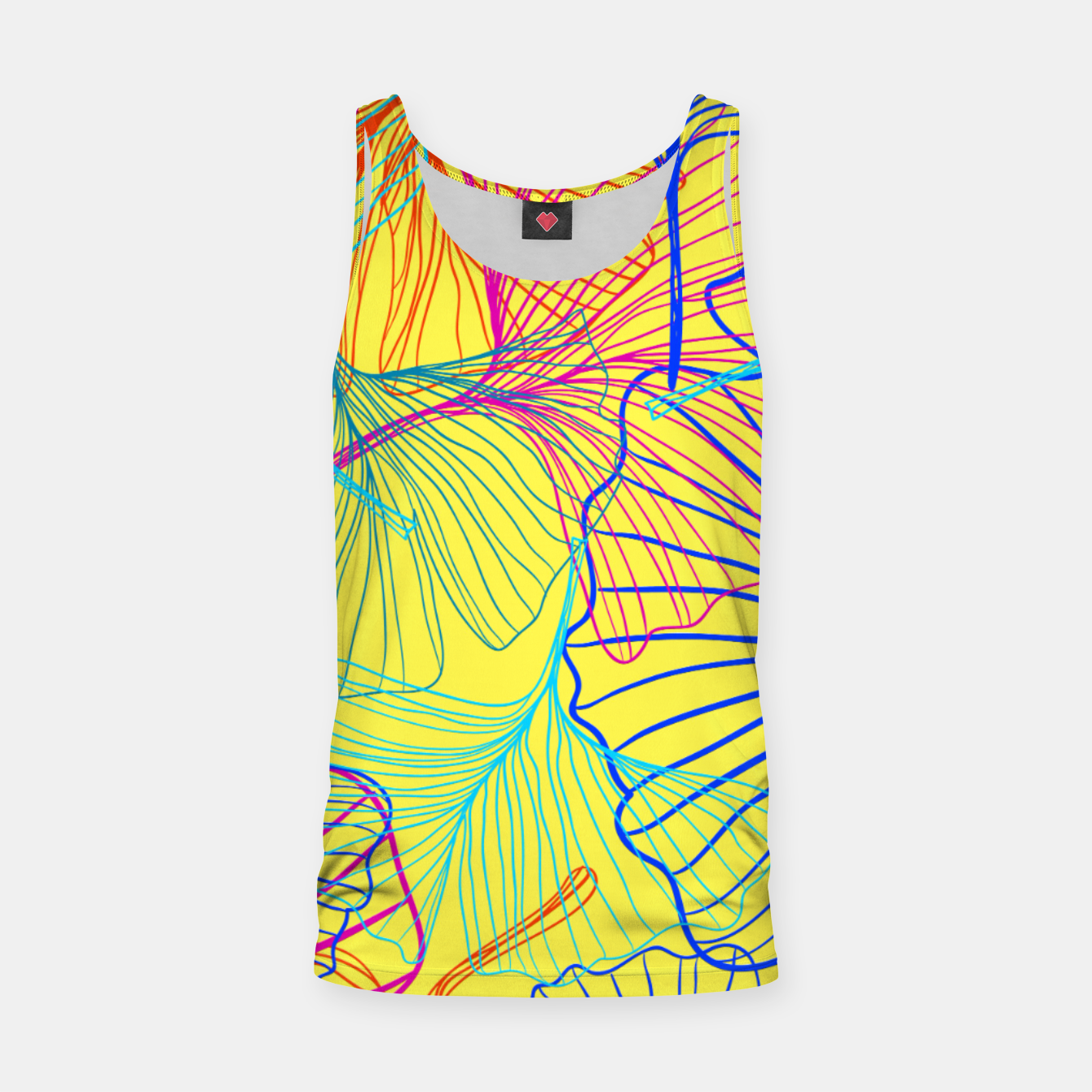 Image of I am the wind. One day I will fly free.  Tank Top - Live Heroes