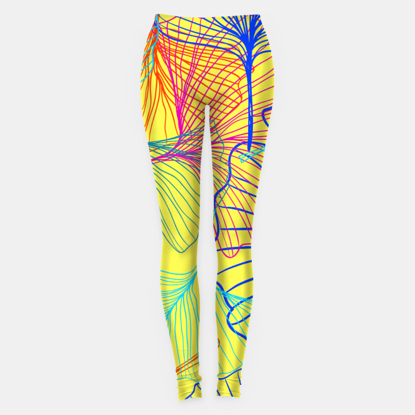 Image of I am the wind. One day I will fly free.  Leggings - Live Heroes