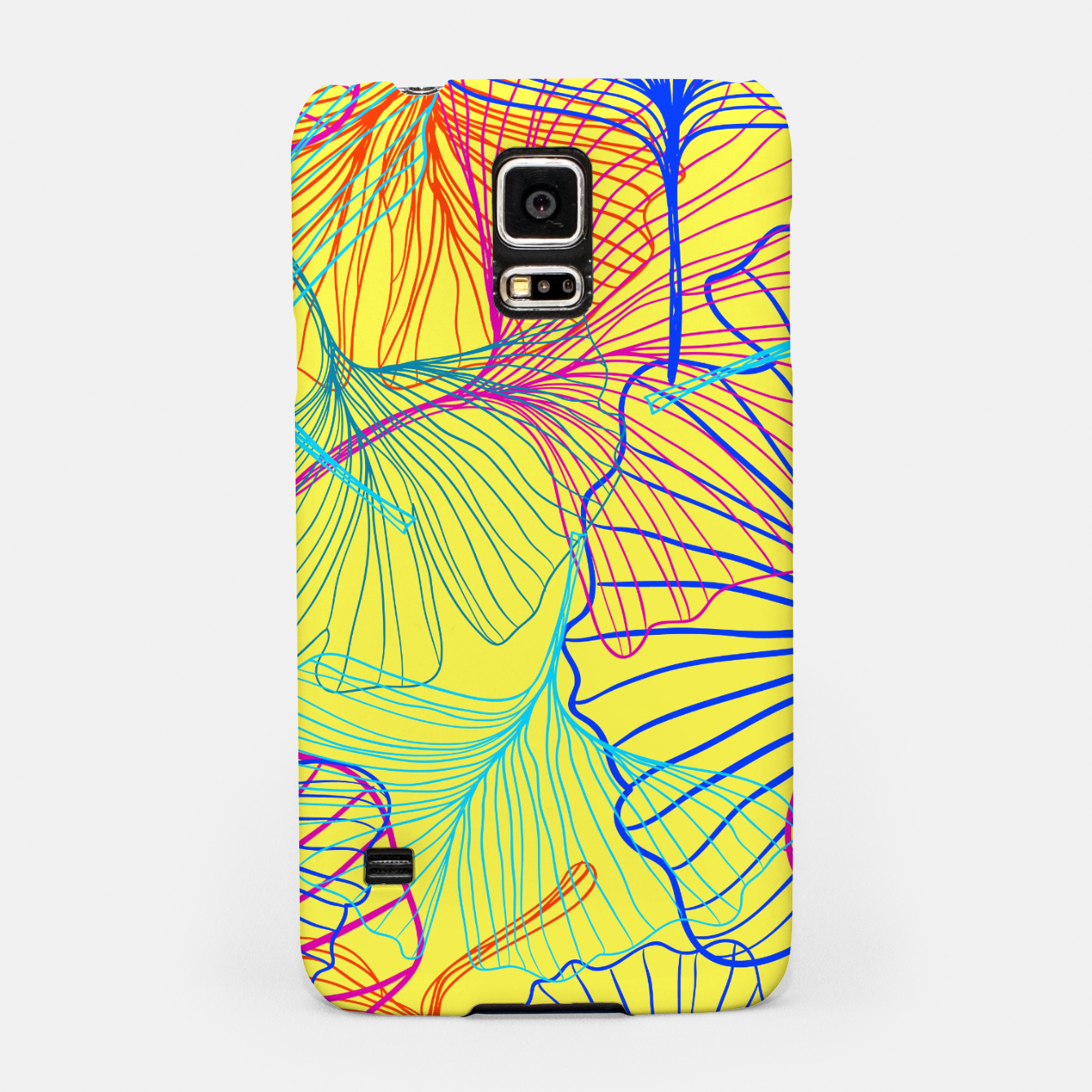Image of I am the wind. One day I will fly free.  Samsung Case - Live Heroes